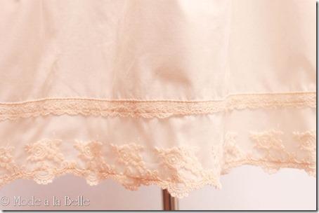 Belle Floral Apron - Commission-3